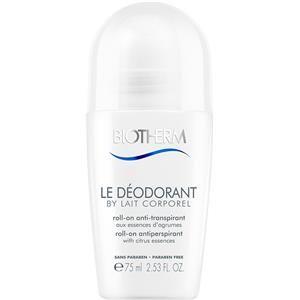 Biotherm Düfte L'Eau Le Deodorant by Lait Corporel 75 ml