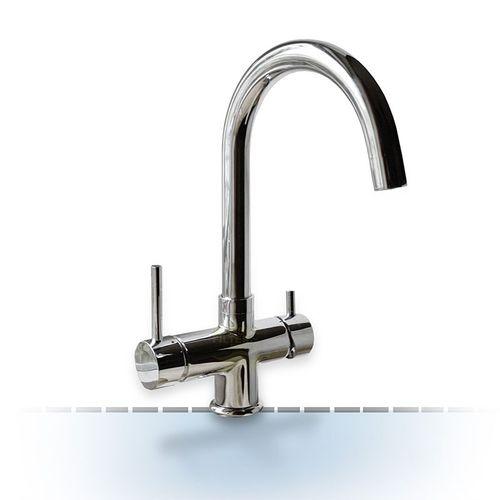 Design-VIER-Wege-Wasserhahn ROM-1, 4-Wege-Wasserhahn