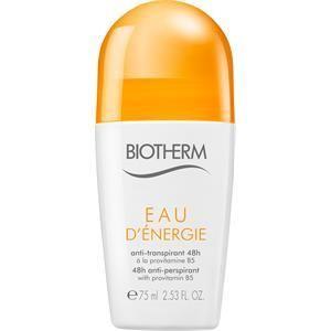 Biotherm Düfte Eau d'Énergie Deodorant Roll-On 75 ml