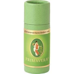 Primavera Aroma Therapie Ätherische Öle bio Zitronenverbene Anden 1 ml