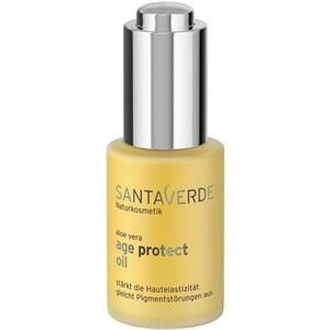Santaverde Pflege Gesichtspflege Aloe Vera Oil 30 ml