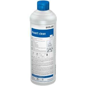 ECOLAB Assert Clean Handspülmittel, Für die tägliche ökologische Reinigung im Lebensmittelbereich, 1000 ml - Flasche