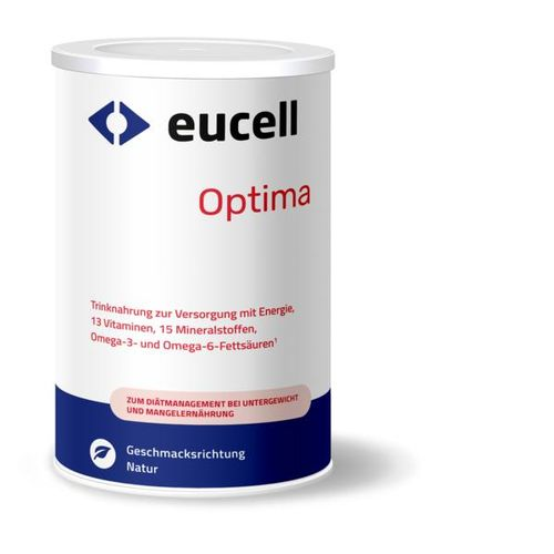 EUCELL Optima 400 g Pulver - Geschmack: Joghurt-Zitrone