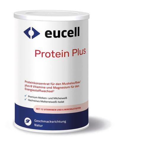 EUCELL Protein Plus - Geschmack: Joghurt-Zitrone