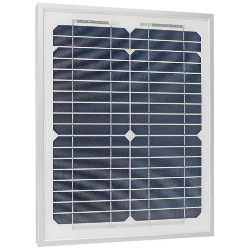 Phaesun Monokristalline Solarmodul Sun Plus 10 S, 12 V, 10 W