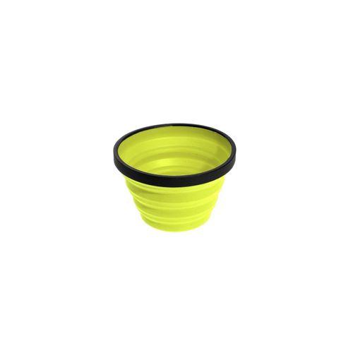 Sea To Summit X-Bowl Lime Geschirrart - Behälter,