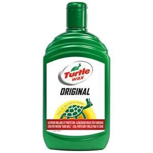 TURTLE WAX ORGINAL Autowachs, Perfekter Wachs für die Autopolitur, 500 ml - Flasche