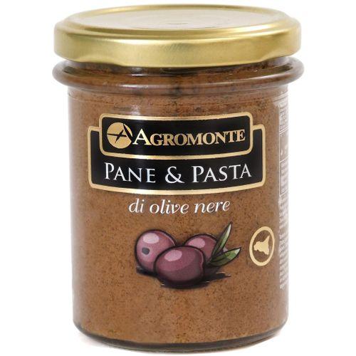 Agromonte Pane & Pasta di Olive Nere