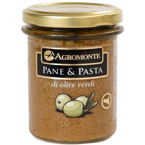 Agromonte Pane & Pasta di Olive Verdi