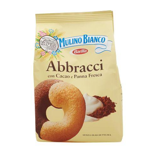 Mulino Bianco Abbracci con Cacao e Panna Fresca