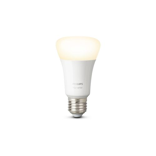 Philips Hue White E27 Bluetooth - LED-Lampe - Weiß