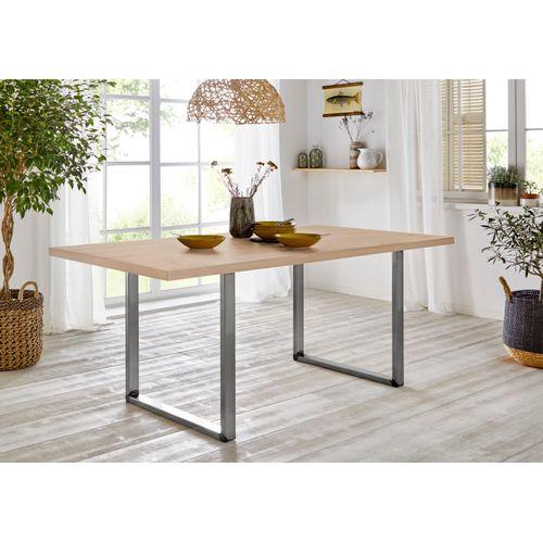 FORTE Esstisch, Breite 160 cm braun Esstisch Esstische rechteckig Tische