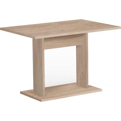 FMD Esstisch, Breite 110 cm braun Esstisch Esstische rechteckig Tische