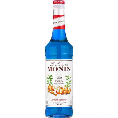 Monin Curacao Blue Alkoholfrei 1x 0,7l