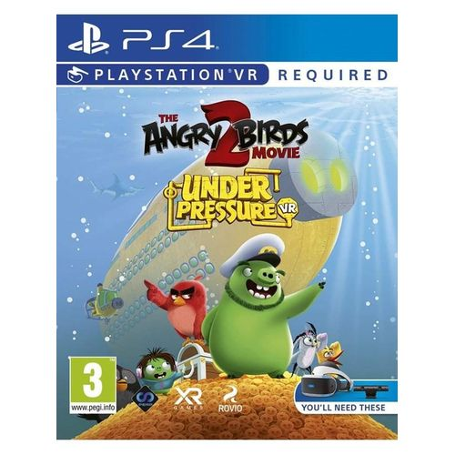 The Angry Birds Movie 2: Under Pressure (VR) - Sony PlayStation 4 - Puzzle - PEGI 3
