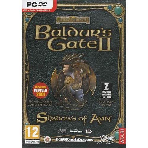 Baldur's Gate II: Shadows of Amn - Windows - RPG - PEGI 12