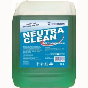 Dreiturm NEUTRA CLEAN Neutralreiniger, Duft-Neutralreiniger, 10 l - Kanister