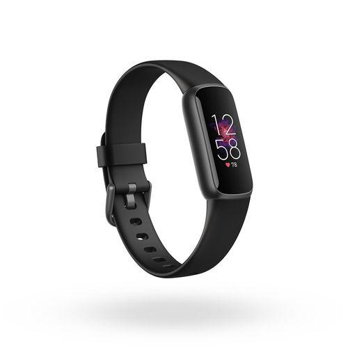Fitbit Luxe - Tracker für Fitness & Wohlbefinden - schwarz
