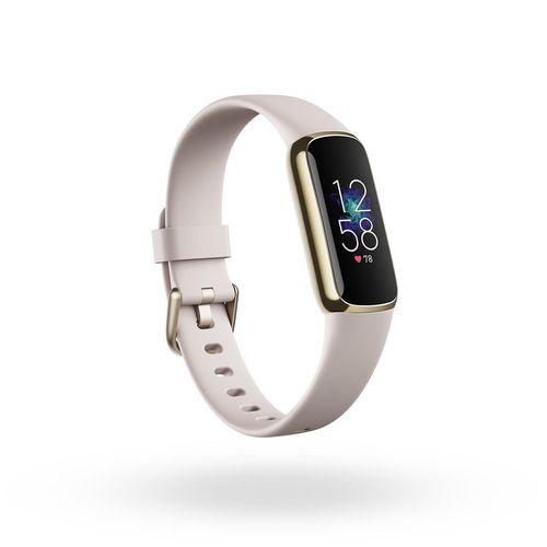 Fitbit Luxe - Tracker für Fitness & Wohlbefinden - mondweiß