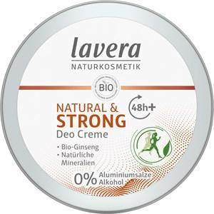 Lavera Körperpflege Body SPA Deodorants Natural & Strong Deodorant Creme 50 ml