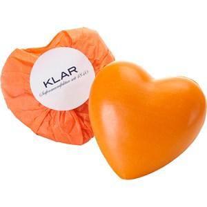 Klar Seifen Pflege Seifen Seife Orangenherz 65 g