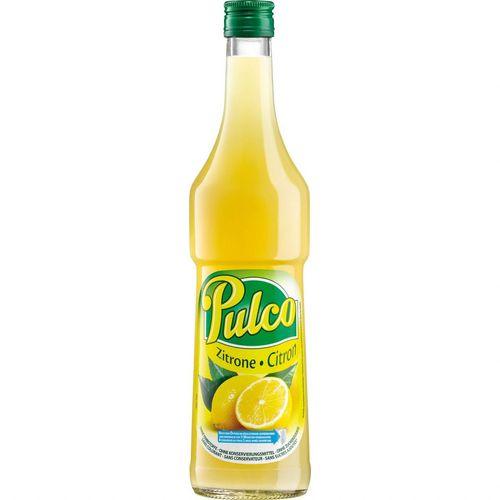 Pulco Zitronensaft 0,7l
