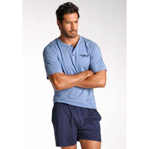 ARIZONA Pyjama 'Arizona' blau