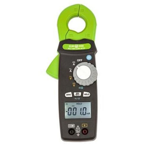 Elma Instruments Elma 9400 milliamp ac/dc trms clamp multimeter