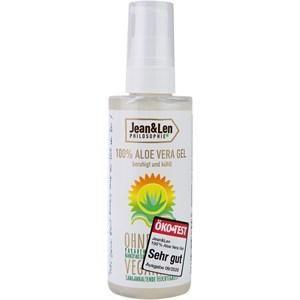 Jean & Len Sonnenpflege Pflege Aloe Vera Gel 100 ml