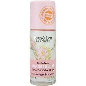 Jean & Len Körperpflege Deodorant Deobalsam Wasserlilie 50 ml