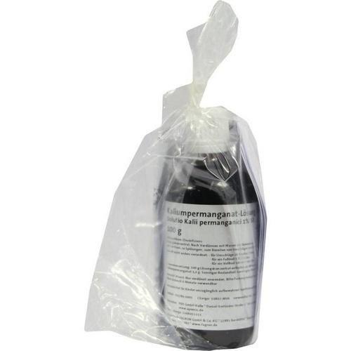 KALIUMPERMANGANAT-LÖSUNG 1% SR 100 g