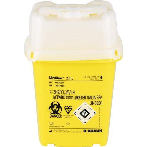 MEDIBOX Entsorgungsbehälter 2,4 l 1 St.