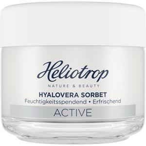 Heliotrop Gesichtspflege Active Hyalovera Sorbet 50 ml