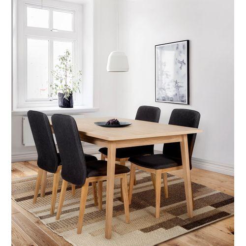 Woodman Esstisch braun Tische