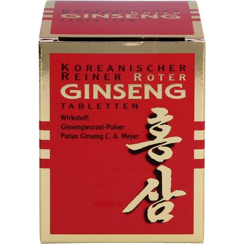 ROTER GINSENG Tabletten 300 mg 200 St.