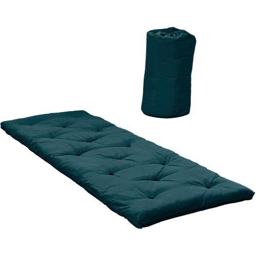 Karup Design Futonmatratze, 5 cm hoch, (1 St.) blau Futonmatratze Rollmatratzen Matratzen