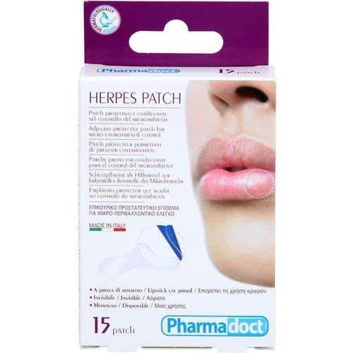 HERPES PATCH 15 St.
