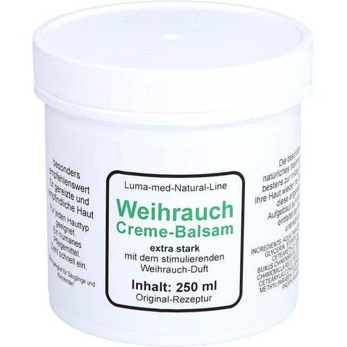 WEIHRAUCH CREME-BALSAM 250 ml