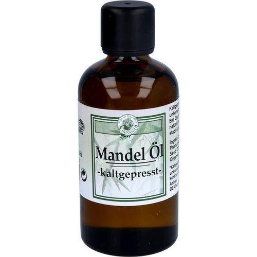 MANDELÖL kaltgepresst Bio 100 ml