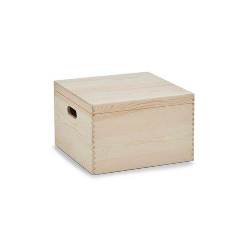 HTI-Living Aufbewahrungsbox »Aufbewahrungsbox Cube«, Aufbewahrungsbox, beige
