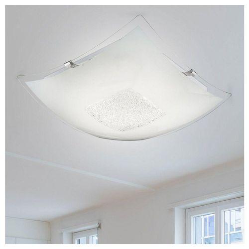Globo Deckenstrahler, LED Decken Lampe Kristall Strahler Wohn Zimmer Beleuchtung Chrom Leuchte Globo 49359-8