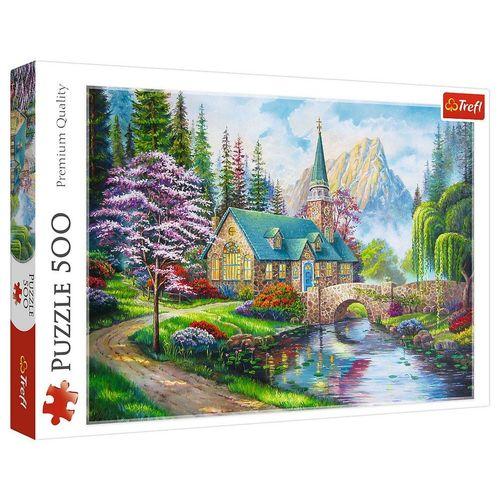 Trefl Puzzle »Puzzles bis 500 Teile Trefl-37327«, Puzzleteile