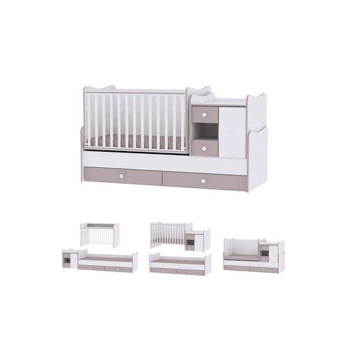 Lorelli Komplettbett »Baby- und Kinderbett Mini Max