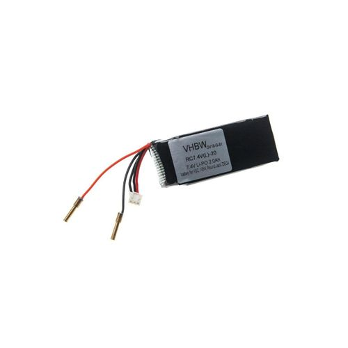 vhbw Drohnen-Akku passend für Syma Round Jack DS24