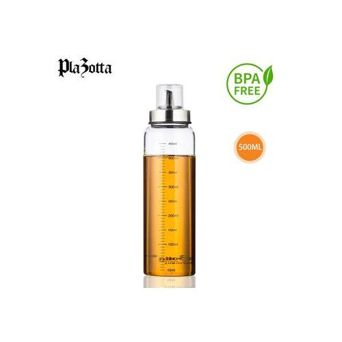 Plazotta Ölspender »Ölflasche Set Ölspender Essigspender aus Glas