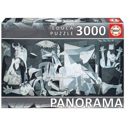 Educa Puzzle »PICASSO: GUERNICA«, 3000 Puzzleteile