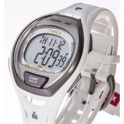 Timex® Ironman Digitaluhr »Timex Ironman Sleek 50 TW5K96200 weiß«