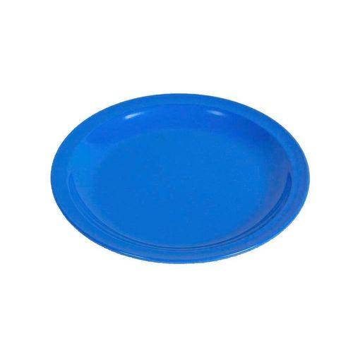 WACA Kuchenteller »Waca Melamin Kuchenteller, Durchmesser 19,5cm«, blau