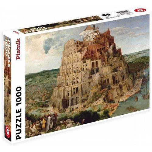 Piatnik Puzzle »5639 Pieter Bruegel Turmbau zu Babel 1000 Teile