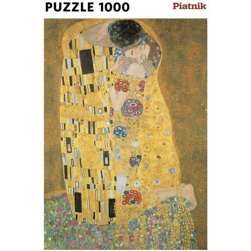Piatnik Puzzle »Gustav Klimt Der Kuss Metallic 1000 Teile Puzzle